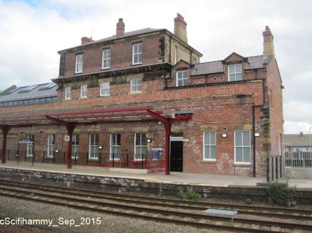 Kirkgate Station Wakefield