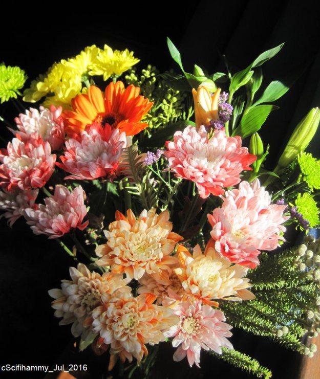 Comfort Flowers 3